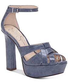 Mishka Platform Dress Sandals