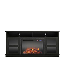"""Falster Fireplace Tv Stand For Tvs Up To 65"""""""