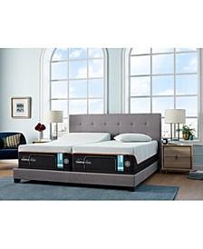 "TEMPUR-LUXEbreeze° 13"" Firm Mattress Set- Twin XL"