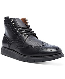 Men's Botine Wingtip Boots