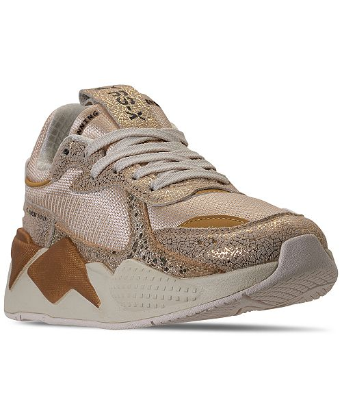 Puma Women's RS-X Winter Casual Sneakers from Finish Line