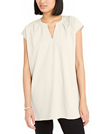 Cap-Sleeve Tunic, Created For Macy's