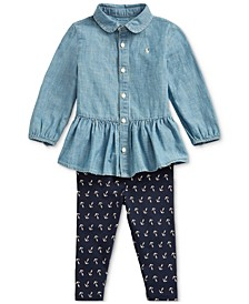 Baby Girls Two-Piece Set