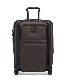 Alpha 3 Continental Dual Access 4-Wheeled Carry-On Luggage