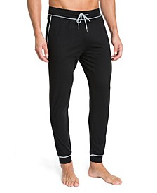 Lounge Pant with Contrast Trim