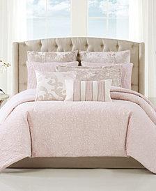 Charisma Velvet Melange 3 Piece Comforter Set, Queen