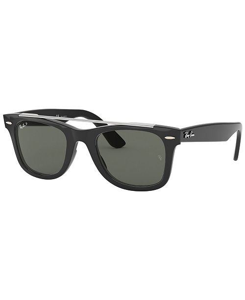 Ray-Ban Unisex Polarized Sunglasses