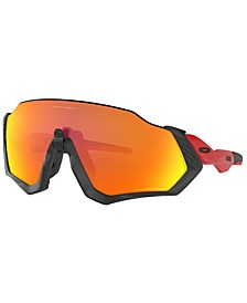 Men's Flight Jacket Polarized Sunglasses, OO9401