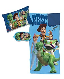 Toy Story 4 Rescue Squad 3-Piece Slumber Set