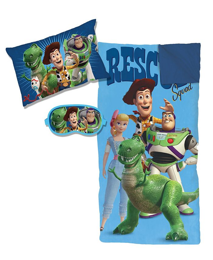 Disney - Toy Story 4 Rescue Squad 3-Piece Slumber Set