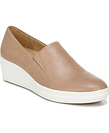 Sandra Slip-on Wedges