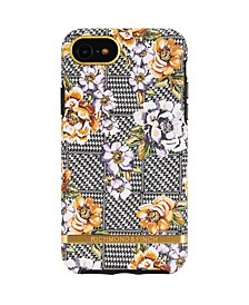 Floral Tweed Case for iPhone 6/6s, 7 and 8