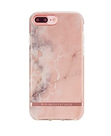 Pink Marble case for iPhone 6/6s PLUS, 7 PLUS and 8 PLUS
