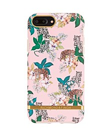 Pink Tiger Case for iPhone 6/6s, 6/s Plus, 7, 7 Plus, 8, 8 Plus, X, XS, XS Max, XR