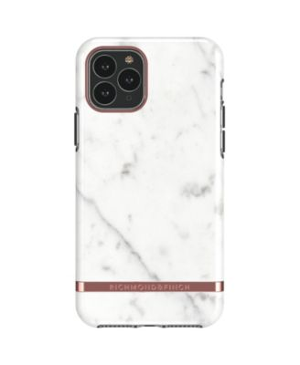 White Marble Case for iPhone 11 PRO