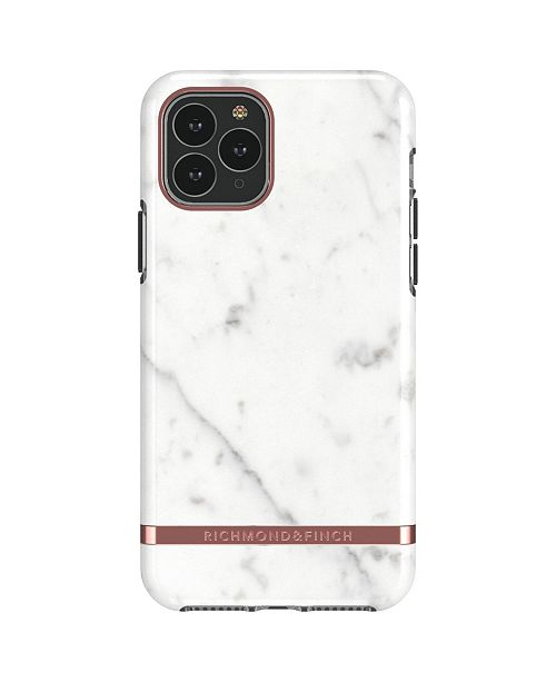 Richmond&Finch White Marble Case for iPhone 11 PRO