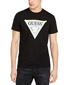 Men's Metallic Logo T-Shirt