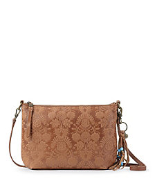 The Sak Sequoia Leather 3 in 1 Crossbody