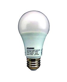 A19 LED 75W Equivalent E26 Frosted Finish Cool 5000K Light Bulb