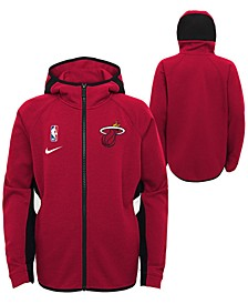 Big Boys Miami Heat Showtime Hooded Jacket