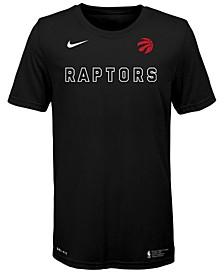 Big Boys Toronto Raptors Facility T-Shirt