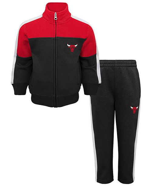 Outerstuff Toddlers Chicago Bulls Rebound Pant Set