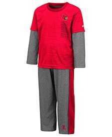 Toddlers Louisville Cardinals Bayharts Set