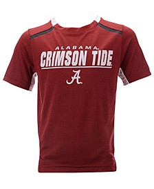 Little Boys Alabama Crimson Tide Static Performance T-Shirt