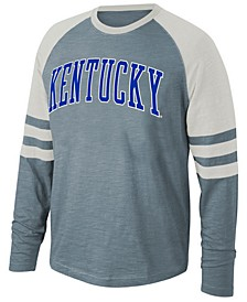Men's Kentucky Wildcats Slub Long Sleeve T-Shirt