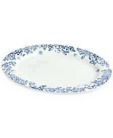 English Garden Platter, Created for Macy's