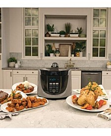 33801 Duet Pressure Cooker & Air Fryer Combo