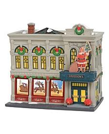 Davidson'S Department Store Figurines