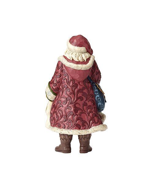 Enesco Victorian Santa with Satchel