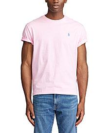 Polo Ralph Lauren Men's Classic Fit Crew Neck T-Shirt