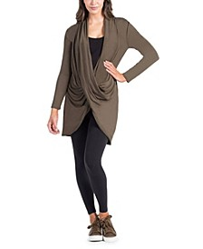 Luna Crossover Tunic with Cami