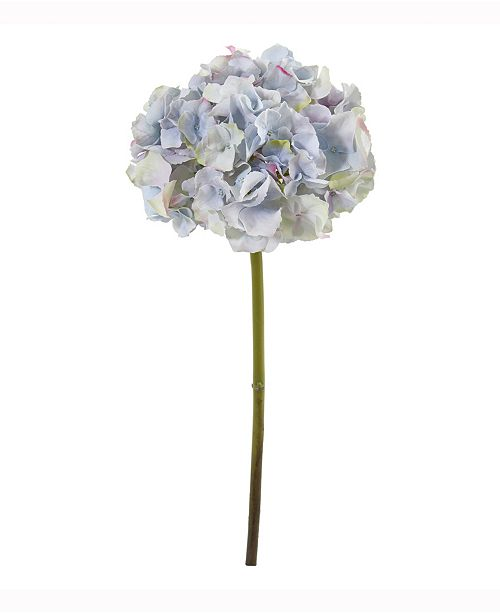 Nearly Natural 19in. Hydrangea Artificial Flower Set of 6