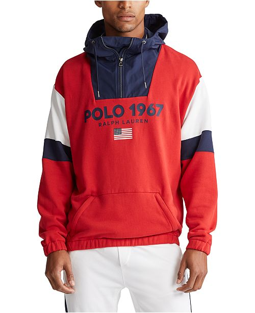 Polo Ralph Lauren Men's Polo Fleece Hoodie