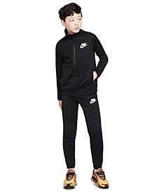 Big Boys 2-Pc. Sportswear French Terry Tracksuit