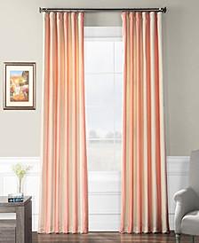 Annabelle Taffeta Stripe Curtain Panel