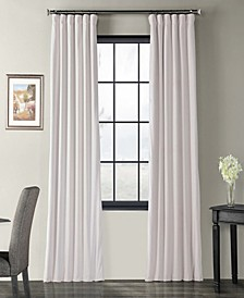 Signature Blackout Velvet Curtain Panel