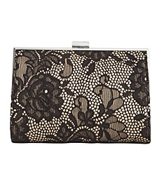 INC Loryy Lace Clutch, Created For Macy's