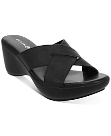 Petraa Casual Wedge Sandals, Created for Macy's