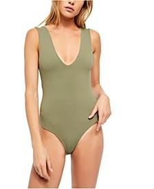 Keep It Sleek Low-Back Bodysuit