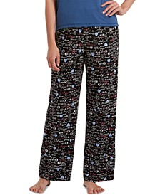 Women's Unlock Your Love Pajama Pants