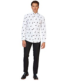 Men's Christmas Penguins Christmas Shirt