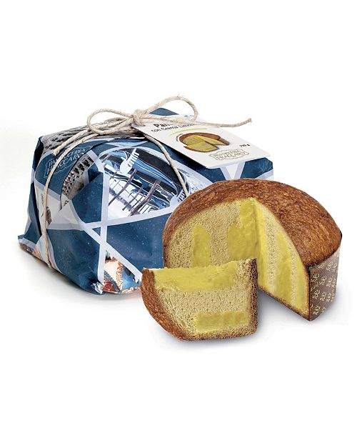 PASTICCERIA FRACCARO - Panettone with Limoncello 750G - Hand Wrapped Line