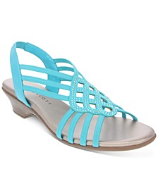 Elinoor Slingback Sandals, Created for Macy's