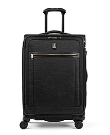 "Platinum Elite Limited Edition 25"" Softside Check-In Luggage"