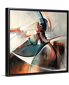 "36 in. x 36 in. ""Mixture"" by  Sydney Edmunds Canvas Wall Art"