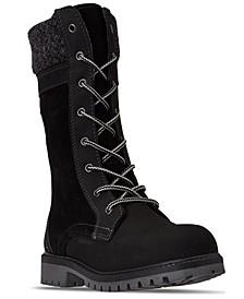 Girls' Takoda Waterproof Insulated Boots from Finish Line
